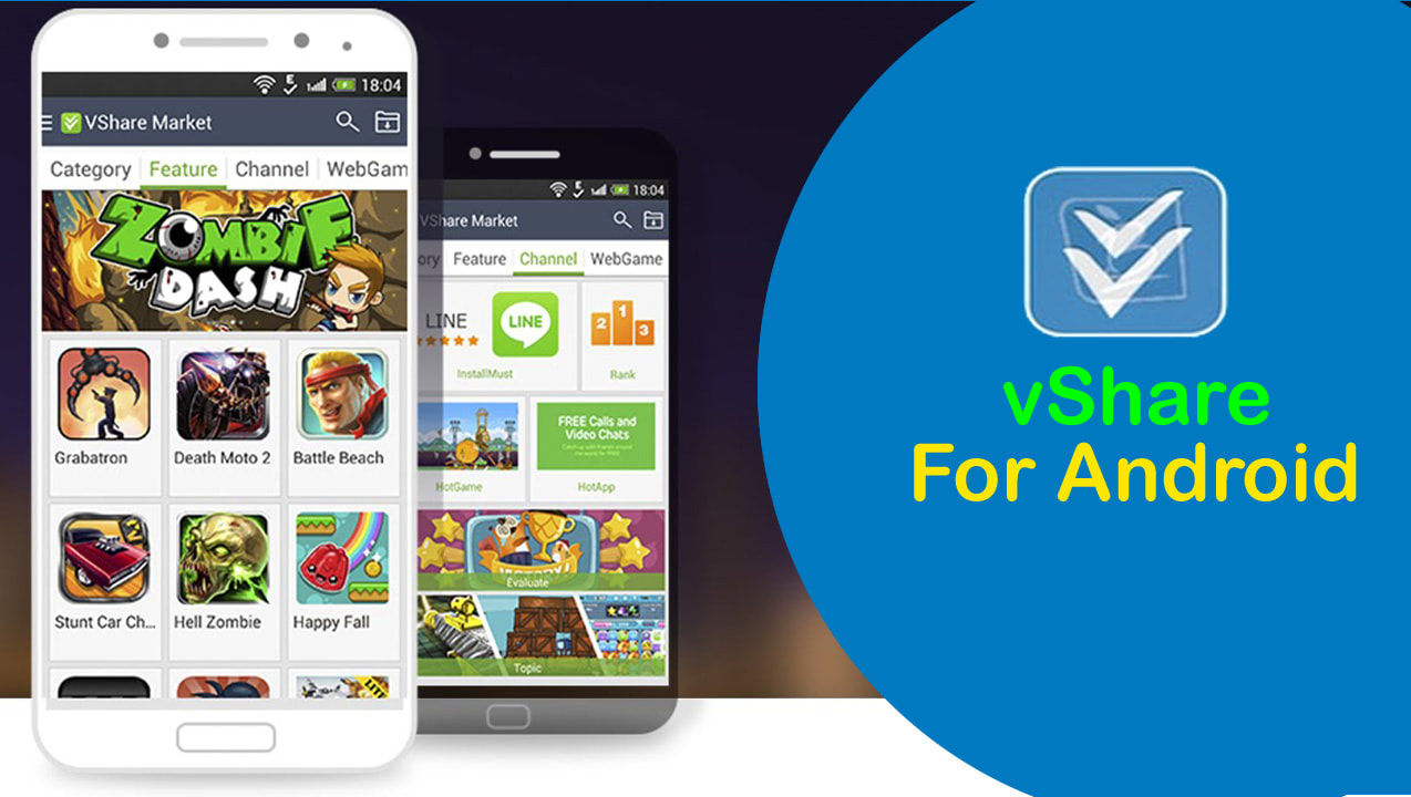 vshare android download